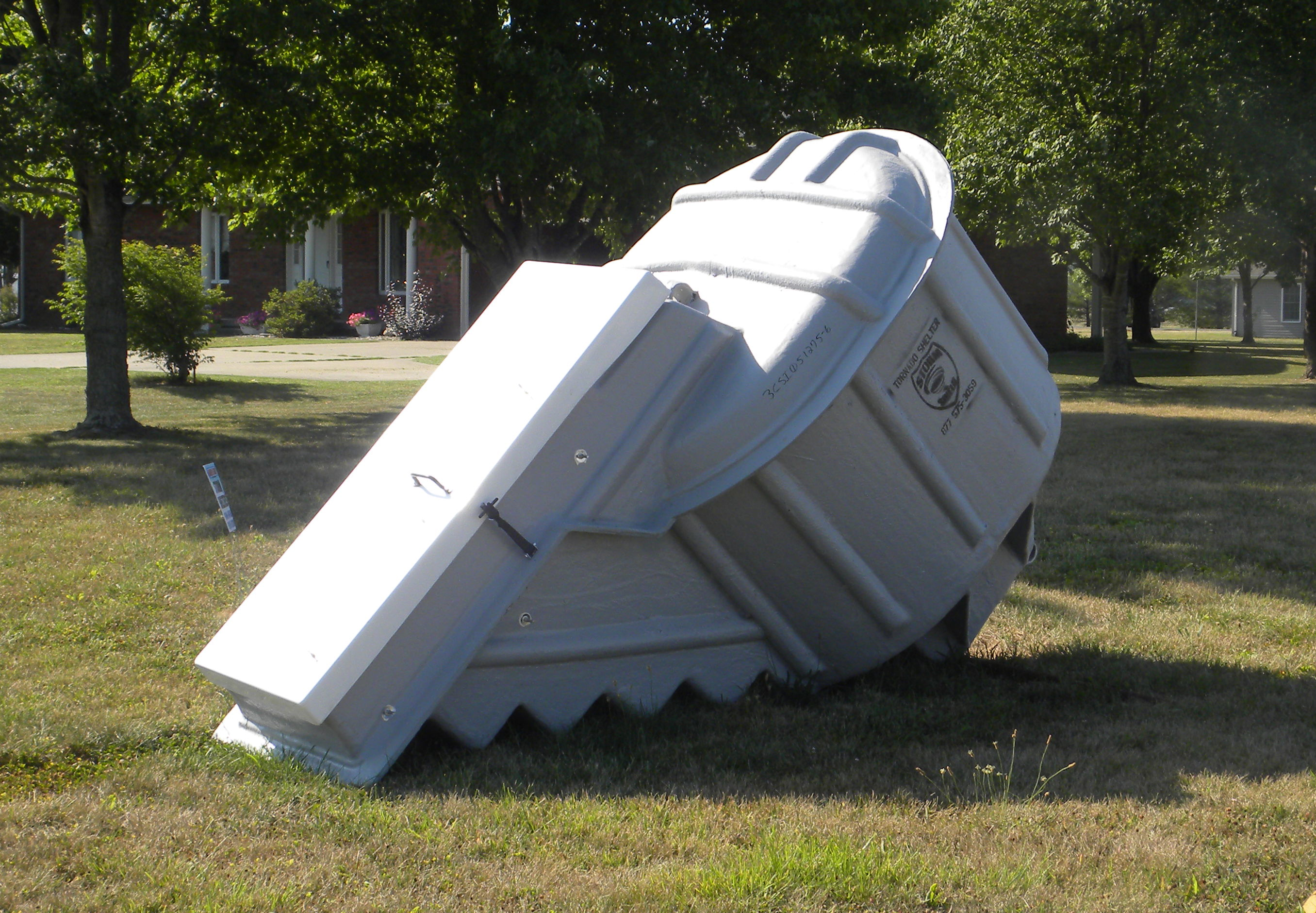 B Ss Uninstalled Our Storm Shelter Designs Are Continually Scrutinized